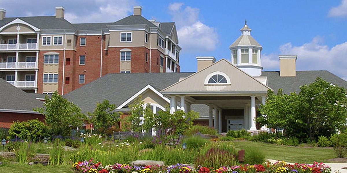 Mercy Ridge Retirement Community
