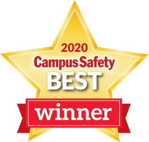 Campus safety best award winner