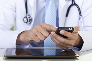 Technology used in healthcare