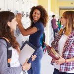 Students in hallway - representing Blount County Schools